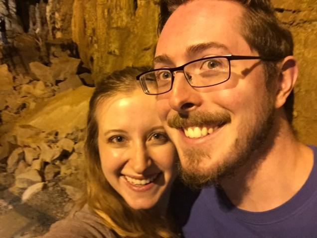 Lost World Caverns, July 2016