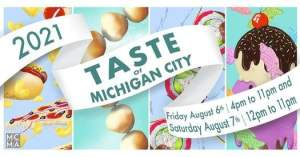 2021 Taste of Michigan City