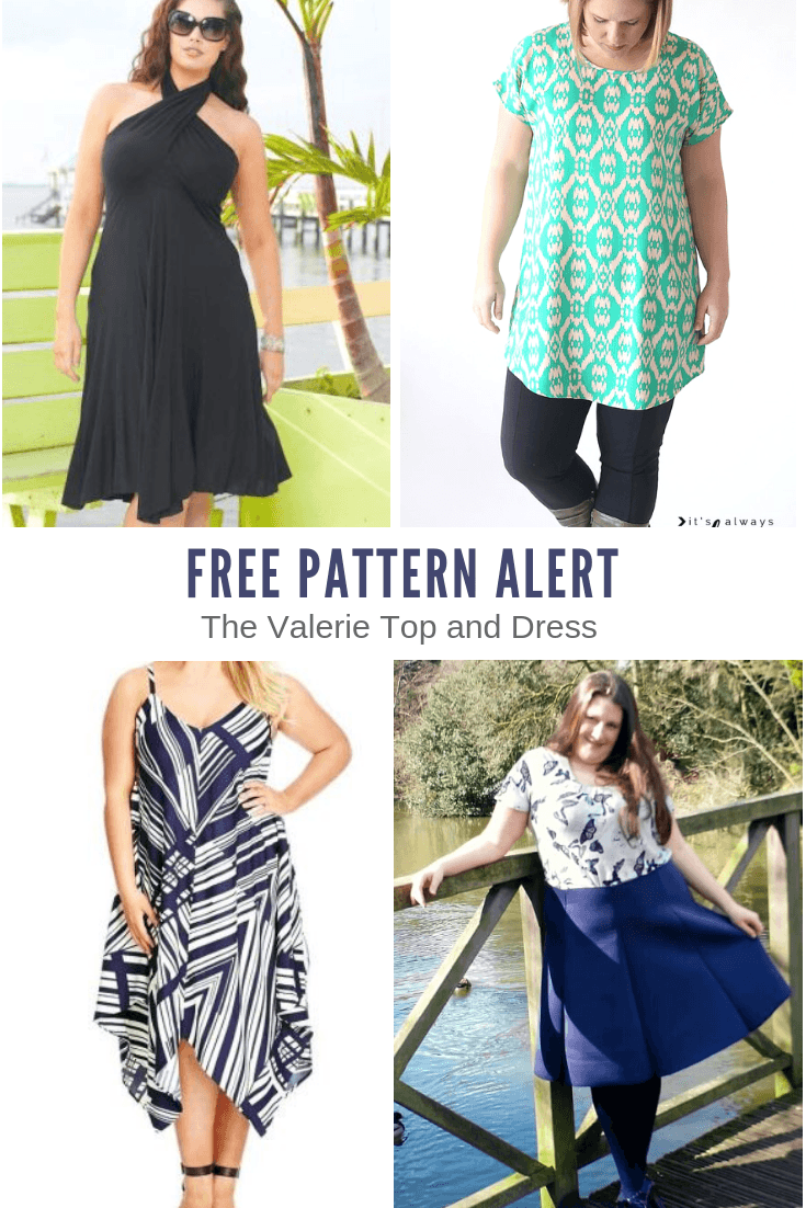 Plus Size Sundress Patterns : sundress, patterns, PATTERN, ALERT:, Women's, Patterns, Cutting, Floor:, Printable, Sewing, Tutorials, Women
