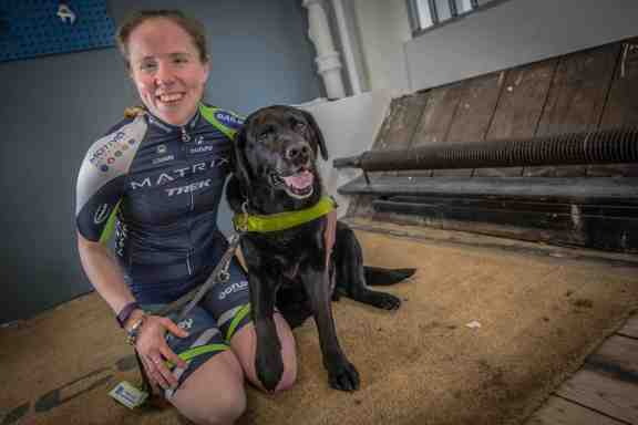 Lora and Libby - by Huw Williams