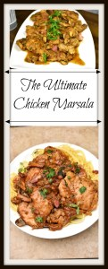 The Ultimate Chicken Marsala Pin