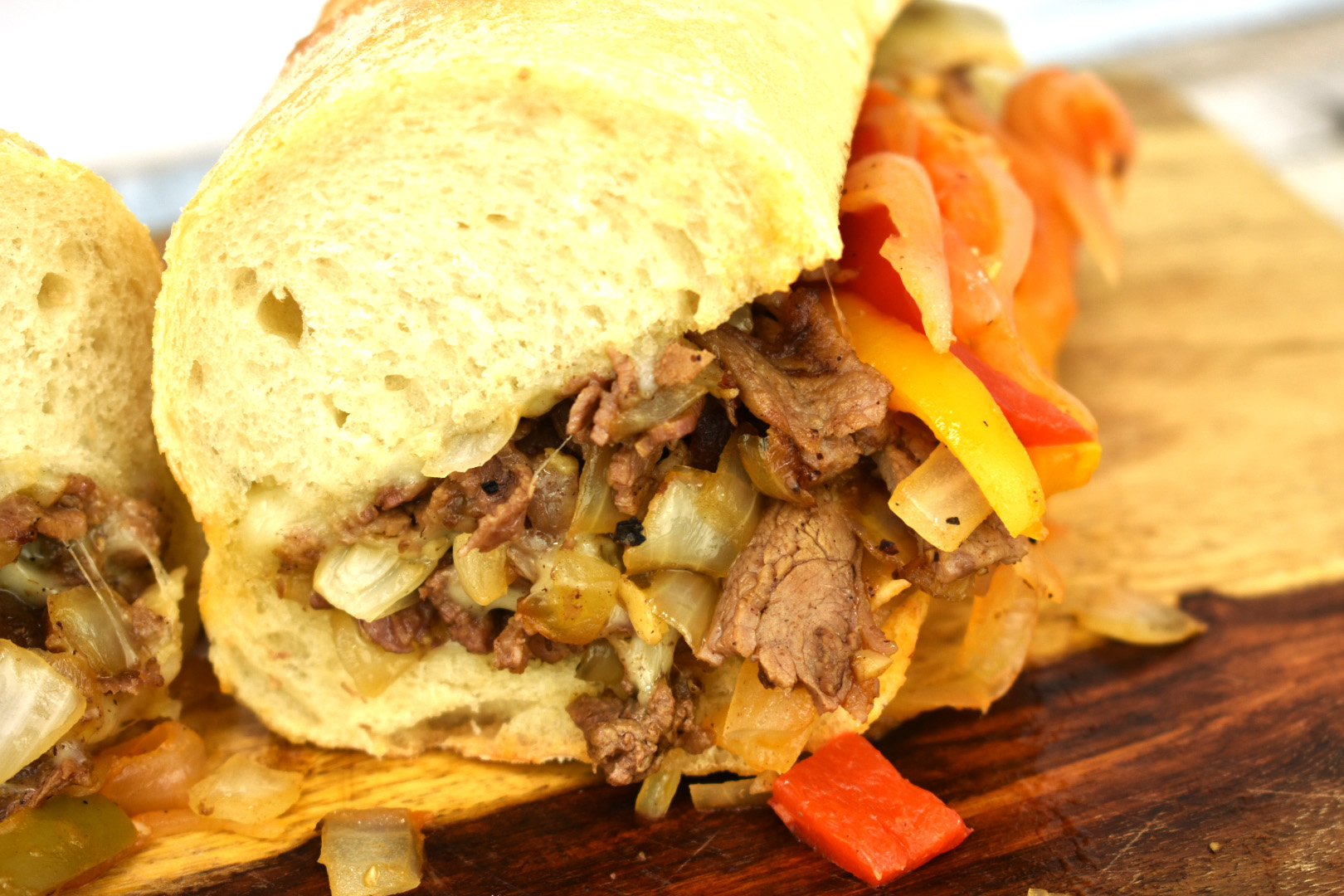 Championship Level Cheesesteak Recipe