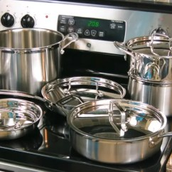 Kitchen Pots And Pans When Are Appliances On Sale The Best Sets Cookware Our Top 5 Stainless Steel Is An All Time Favourite Amongst Chefs Home Makers It Durable Easy To Maintain Offers Fast Safe Cooking