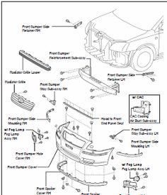 2003 Toyota Tacoma Collision Repair Manual Download