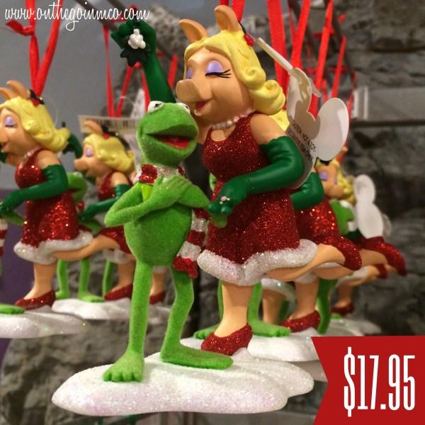 Walt Disney World Character Ornaments - In Mco