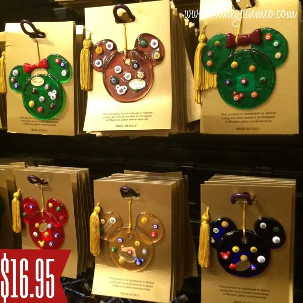 Walt Disney World Christmas Ornament