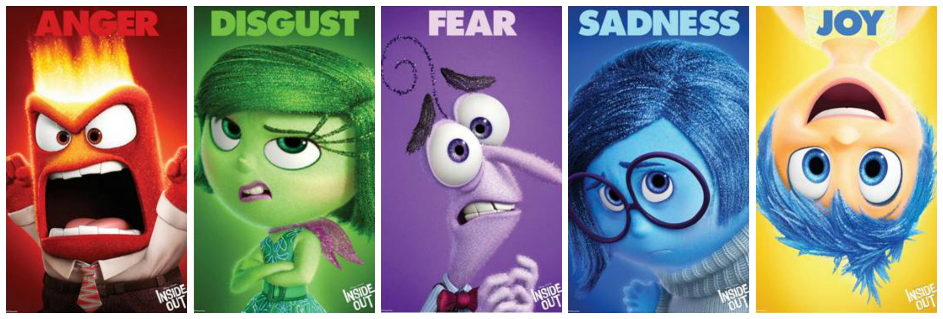 New Disney Pixar Inside Out Trailer