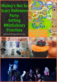 Mickey's Not So Scary Halloween Party: Setting Priorities ...