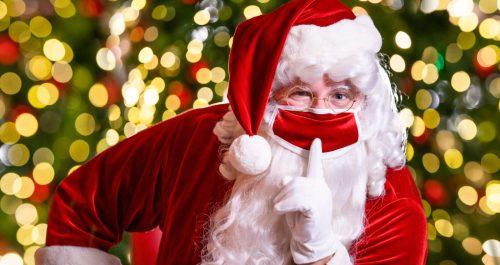 Busch Gardens Christmas Town 2020