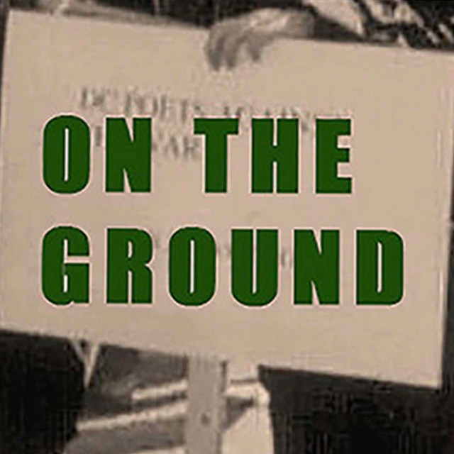 On the Ground w Esther Iverem