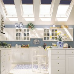 Kitchen Skylights Samsung Go Big For Less 4 Simple Ways To Make A Small Feel Bigger
