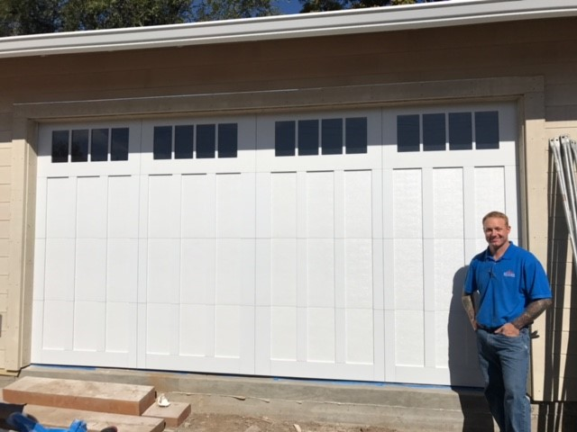 Wayne Dalton Garage Doors Anchor Homes Aesthetic Appeal