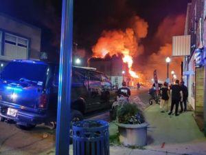 Kenosha Riots Courtesy Daily Caller
