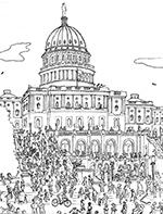 Washington Dc Coloring Pages : washington, coloring, pages, Washington, Coloring, Pages