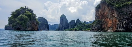 Breathtaking Railay scenery