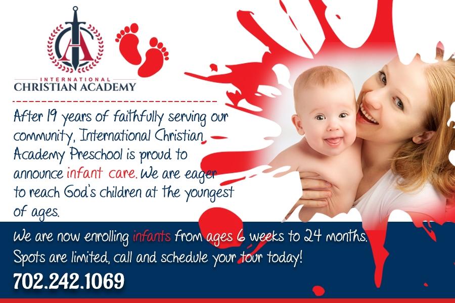 International Christian Academy Postcard