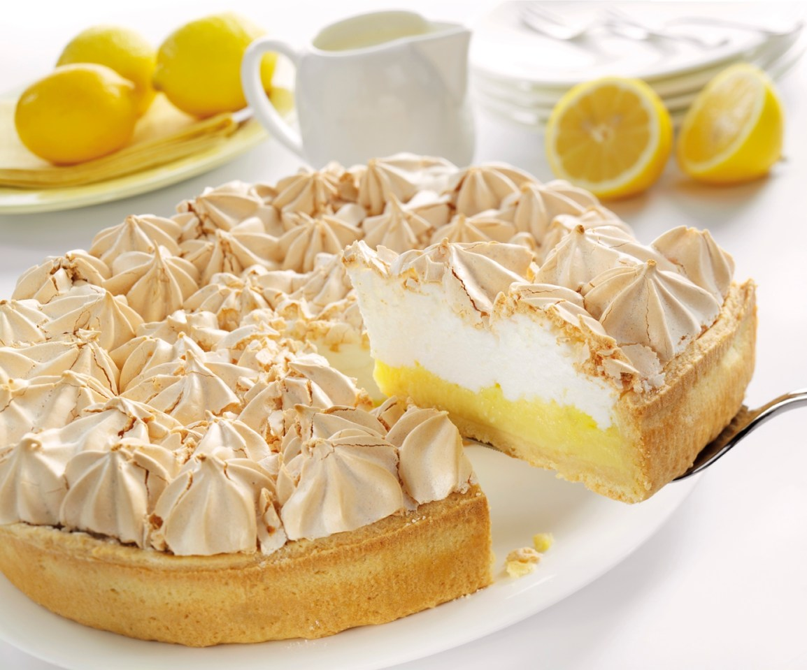 social media lemon meringue pie
