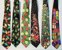 christmas tie | On the Needles
