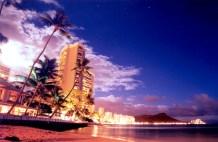 Waikiki Beach 2002 experiment