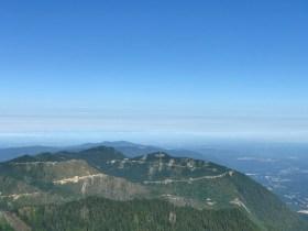 Views towards Seattle