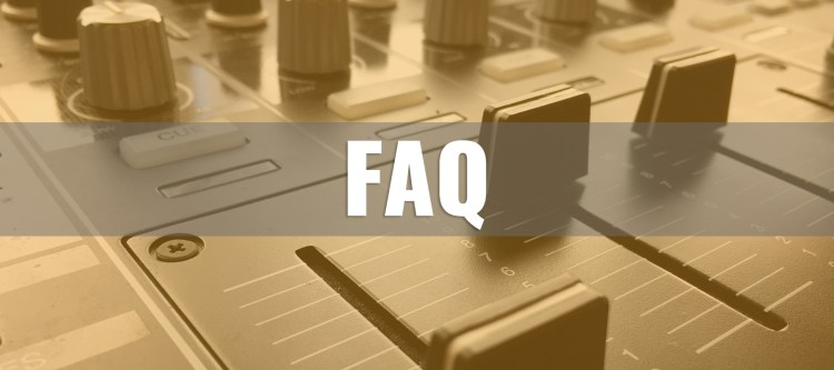 FAQ - Frequently Asked Questions - On The Rise DJ Academy