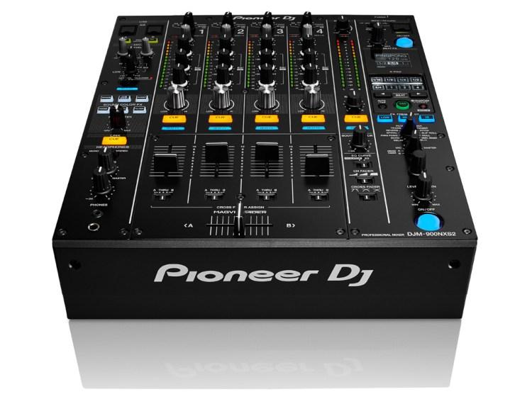 Pioneer DJ Firmware Update - DJM 900NXS2
