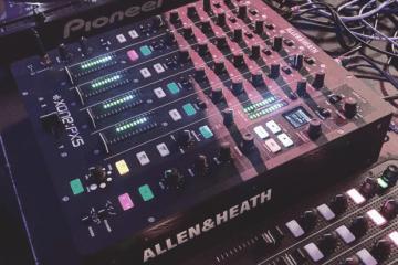 Allen & Heath Xone:PX5 dj mixer