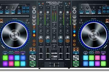 Denon-MC7000-Serato-DJ-Controller