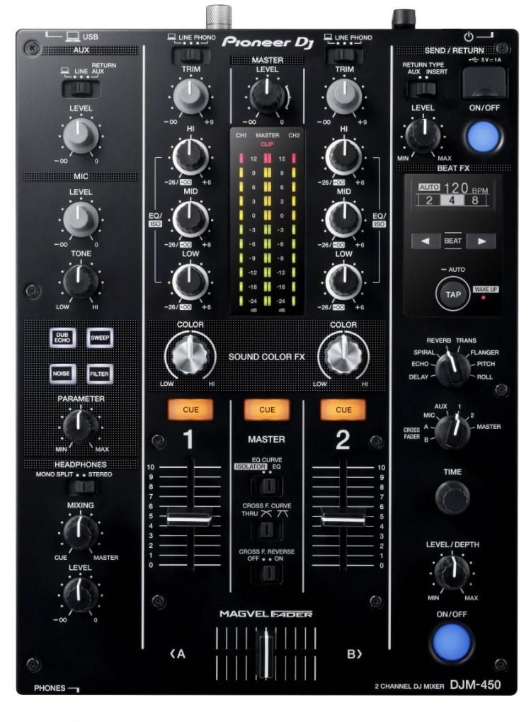 Pioneer DJ DJM 450