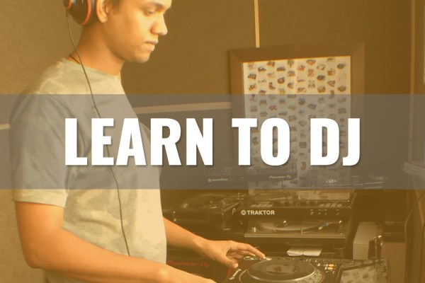 DJ Lessons at On The Rise DJ Academy