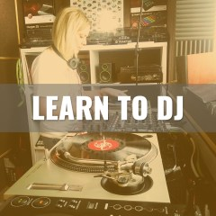 Learn To DJ - OTR Banner
