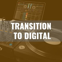 Transition to Digital DJ at On The Rise DJ Academy