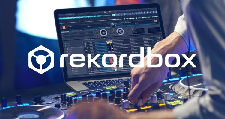Rekordbox Dj Screen & Logo