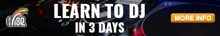 Learn to DJ in 3 days
