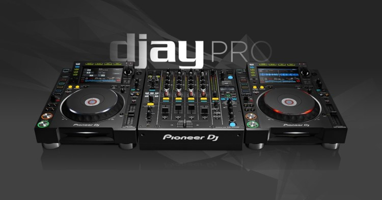 CDJ-2000NXS2 and CDJ-TOUR1 now support djay PRO with USB-HID control