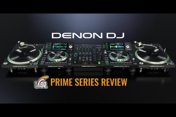 Denon DJ Prime Series Review - On The Rise DJ Academy