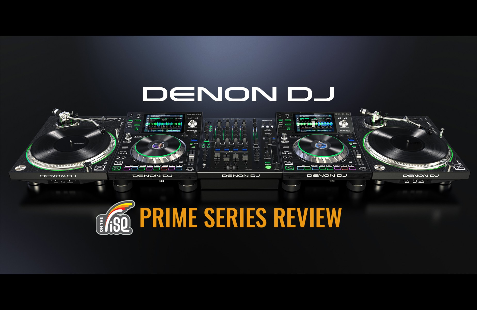 denon engine software review