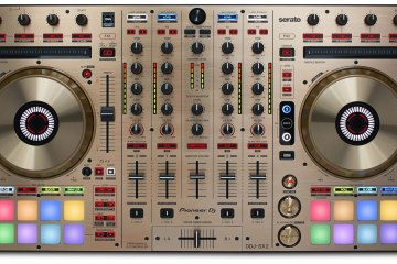 Pioneer DDJ-SX2-N Gold Ltd Edition