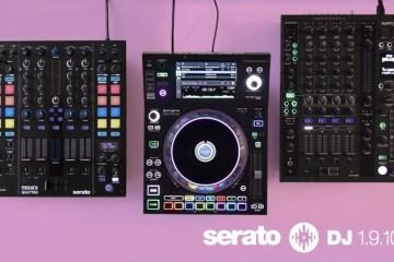 Serato DJ 1.9.10