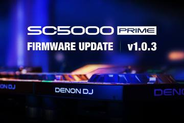 Denon DJ v1.0.3 - Firmware Update