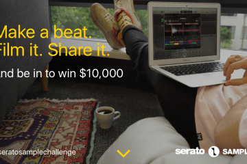 Serato Sample Challenge