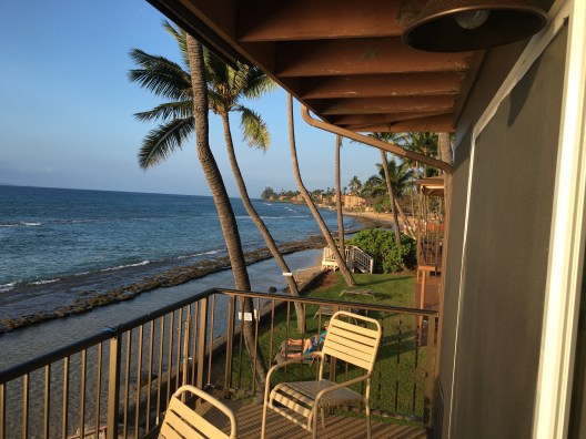 2-8 - Maui Sands looking north