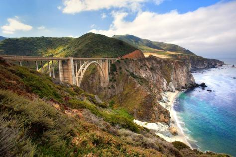 8-5 - Big Sur Bixby Bridge