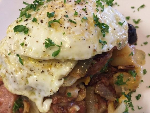 Sausage Skillet Recipes Easy Breakfast Ideas