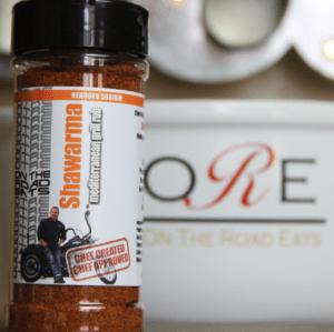 Shawarma Mediterranean Grill Rub Gourmet Spice Blends