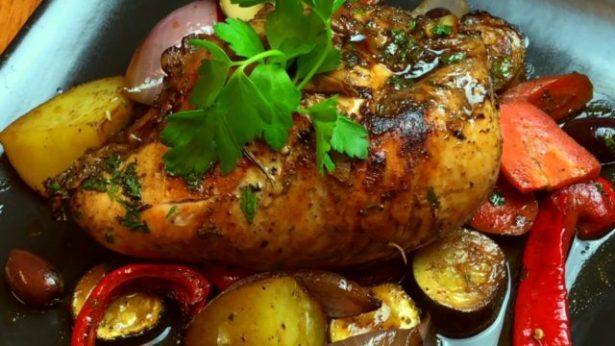 skillet chicken breast recipes healthy dinner ideas video on the