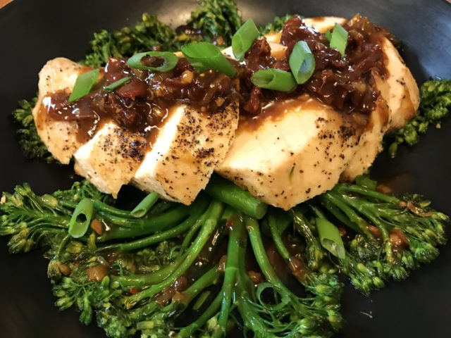 Chicken Recipes Chicken Basil Goat Cheese Dinner Ideas
