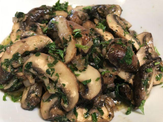 Portobello Mushroom Recipes Side Easy Dinner Ideas