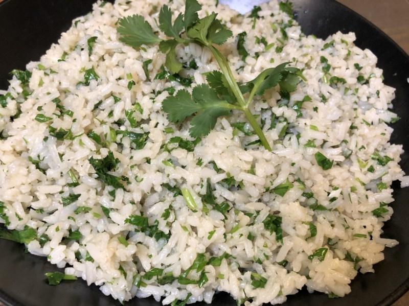 Cilantro Lime Rice Recipe Mexican Rice Recipes