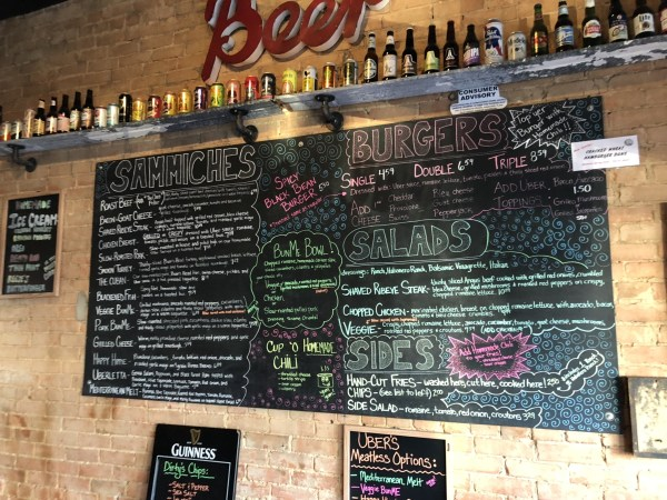 Uncle Ubers Sammich Shop Dallas Restaurant Reviews
